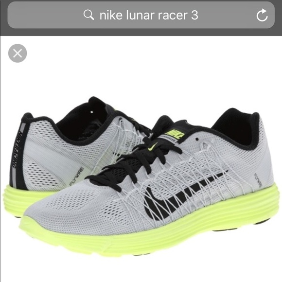 online store 2218f e02b5 Nike running shoes! Lunar racer 3. M 5a8dd8c046aa7c3ae4354a5d